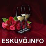 Esküvői rózsa